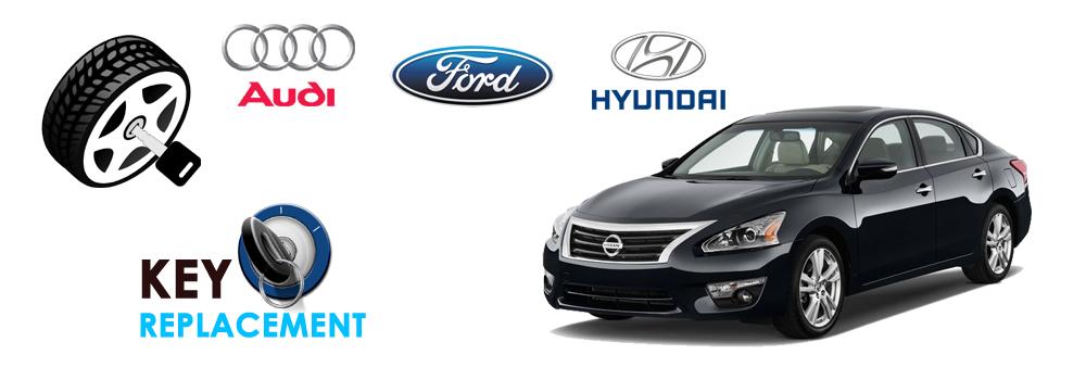 Car Key Replacement - Push Start Keys, Smart Key Replacement - Replace/Repair car smart keys.