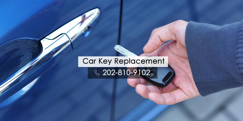 Car Key Replacement DC
